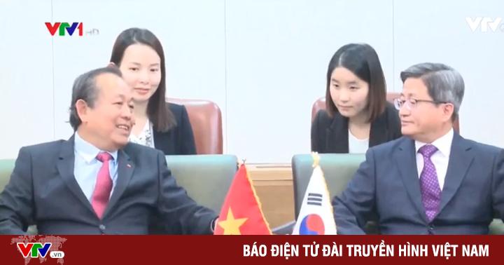 Tăng cường hợp tác tư pháp Việt Nam - Hàn Quốc