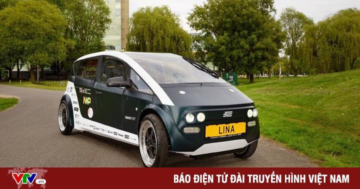 Hà Lan: Xe hơi làm từ vật liệu phân hủy sinh học