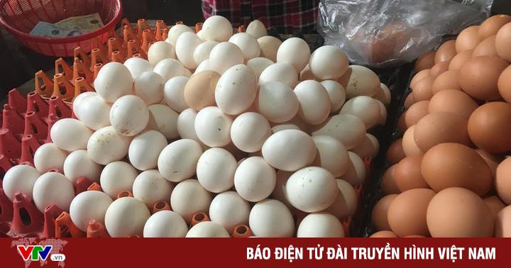 Giá trứng gia cầm tăng cao, người chăn nuôi phấn khởi