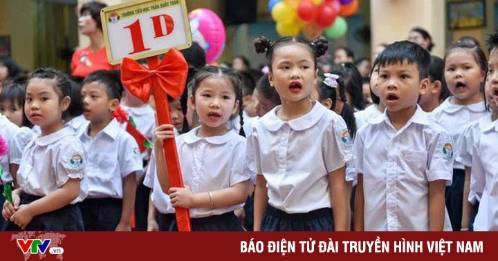 Kế hoạch tuyển sinh đầu cấp: Bảo đảm tất cả học sinh Hà Nội đi học không phải di chuyển quá xa