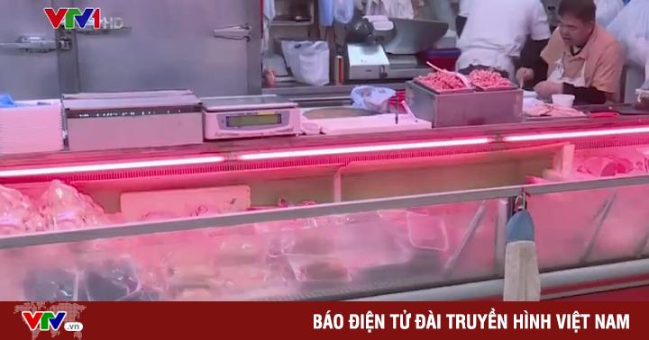 Brazil tái xuất khẩu thịt lợn sang Hàn Quốc