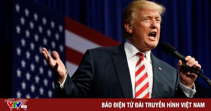 """Tổng thống Mỹ gọi EU là """"đối thủ"""" hàng đầu về thương mại"""
