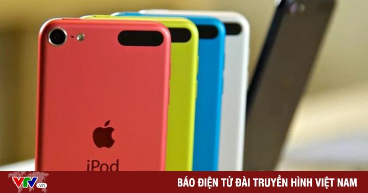 iPod Touch Gen 7 sẽ ra mắt trong năm 2019