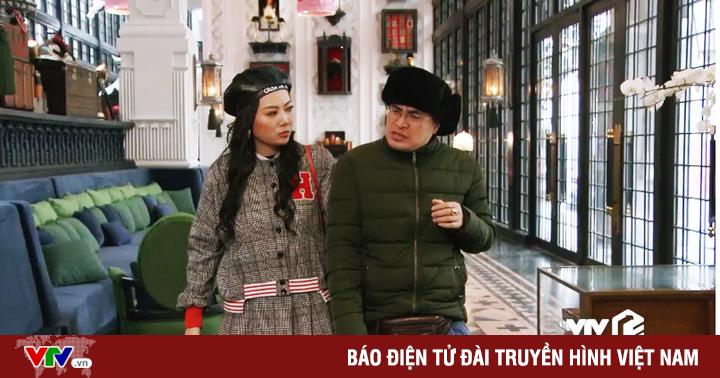 Thanh Hương tiết lộ về vai diễn trong phim hài Tết ''Xin chào người lạ ơi''
