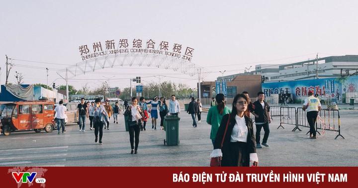 ''Thủ phủ'' iPhone tại Trung Quốc sa thải 50.000 công nhân