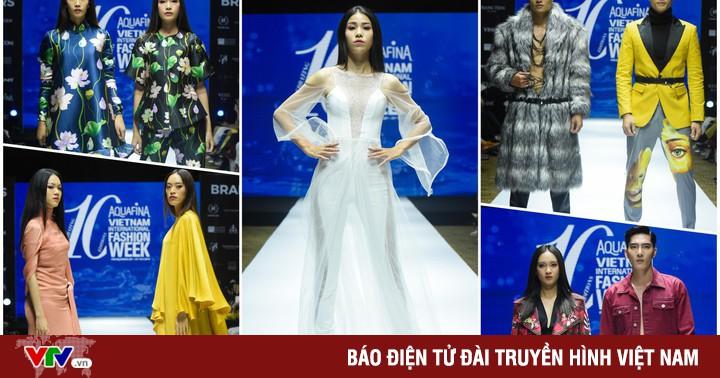 Ngày 28/10, khai mạc Tuần lễ thời trang quốc tế Việt Nam Thu Đông 2019