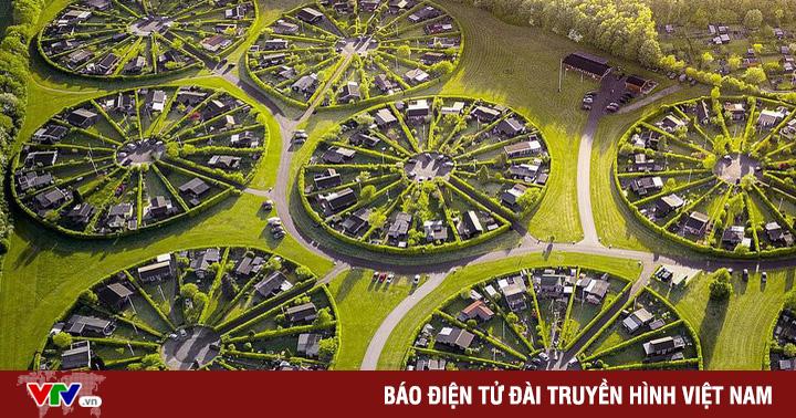 Những bức ảnh đáng kinh ngạc về Thành phố xanh tại Đan Mạch