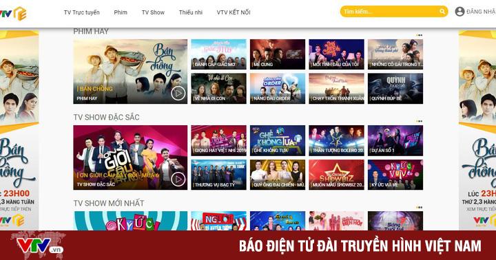Sản xuất và phân phối nội dung truyền hình trên môi trường Internet