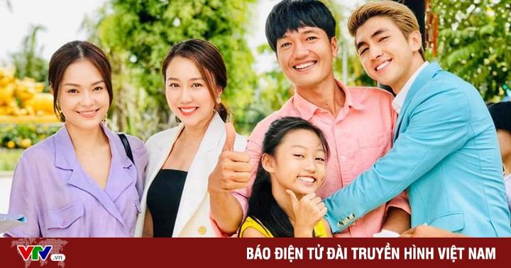 Dàn diễn viên ''Tình khúc Bạch Dương'' tái ngộ trong phim mới trên VTV3