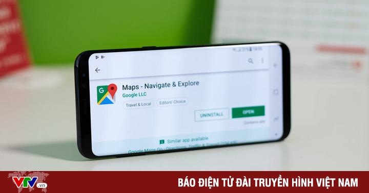 Google Maps tích hợp thêm chức năng dịch