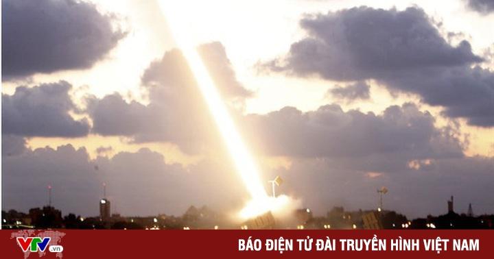 Israel xác nhận không kích các mục tiêu ở Syria