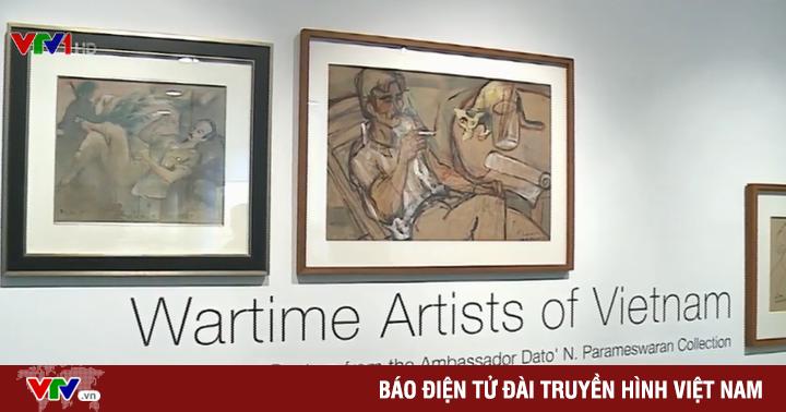 Các nghệ sỹ thời chiến của Việt Nam