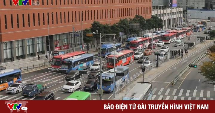 Kiểm soát giao thông thông minh ở Hàn Quốc | VTV.VN