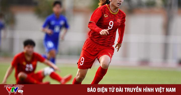 Lịch trực tiếp bóng đá hôm nay (8/12): ĐT nữ Việt Nam tranh HCV với Thái Lan