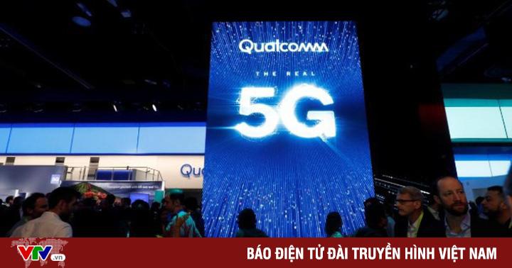Qualcomm ra mắt chip mới 5G cho điện thoại thông minh