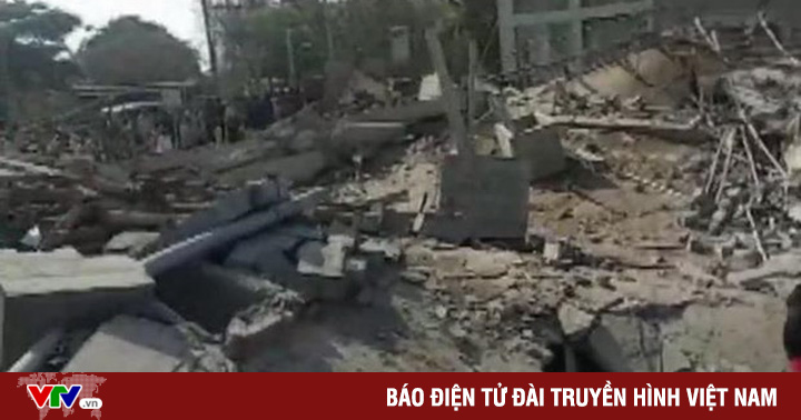 Sập nhà ở Ấn Độ: Ít nhất 3 người thiệt mạng, nhiều người vẫn mắc kẹt