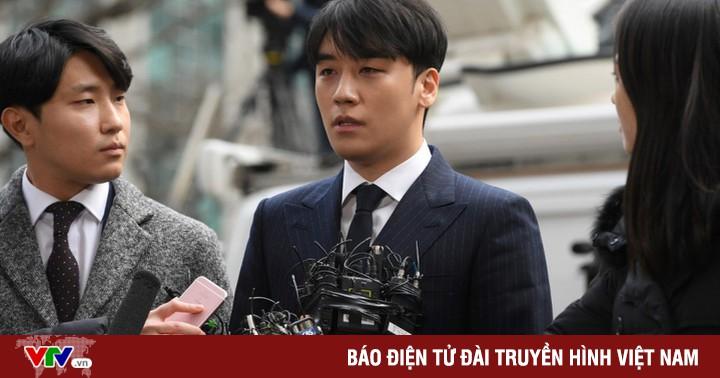 """Tuyên bố tin nhắn mại dâm do sai chính tả, Seungri khiến cộng đồng mạng """"dậy sóng"""""""