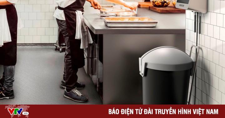 Công nghệ AI giảm rác thải thực phẩm trong nhà bếp