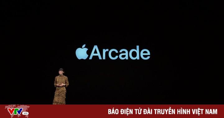 Apple ra mắt nền tảng chơi game độc quyền Apple Arcade