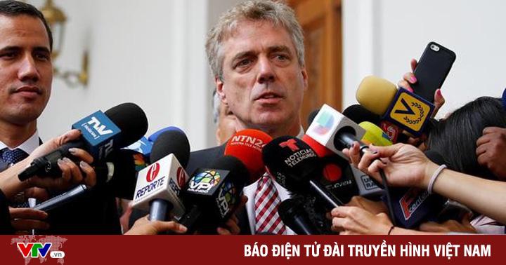 Đức phản đối Venezuela trục xuất Đại sứ
