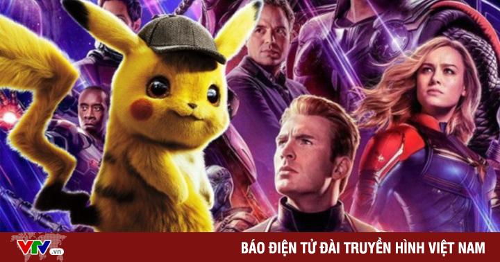 """""""Thám tử Pikachu"""" suýt vượt mặt """"Avengers: Endgame"""" trong tuần đầu công chiếu"""