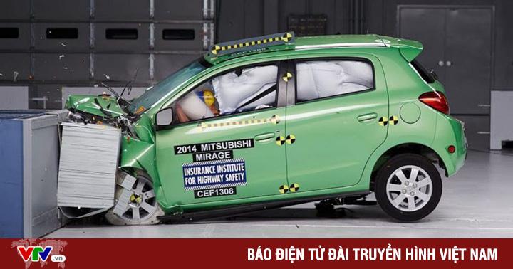 Mỹ gọi tên 14 mẫu xe có tần suất gây tai nạn chết người cao nhất, Mitsubishi Mirage đầu bảng