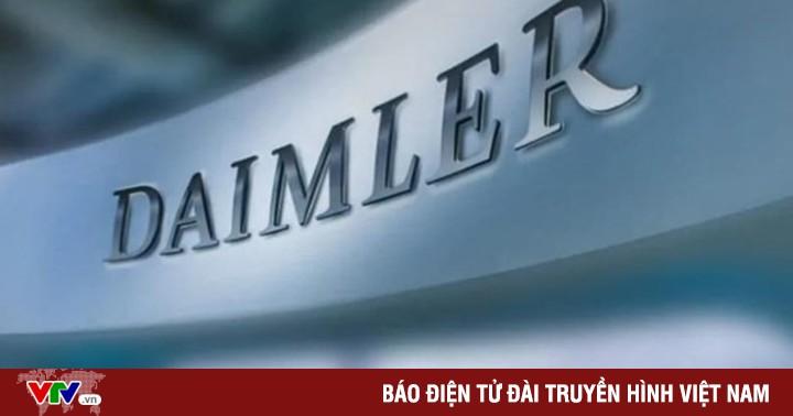 Daimler hạ triển vọng lợi nhuận do vụ bê bối khí thải