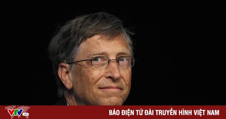 Bill Gates mất ngôi vị giàu số 2 thế giới vào tay ''ông hoàng'' thời trang