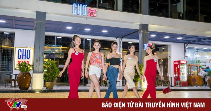 40 thí sinh Miss World Vietnam đến Đà Nẵng bắt đầu vòng Chung kết toàn quốc