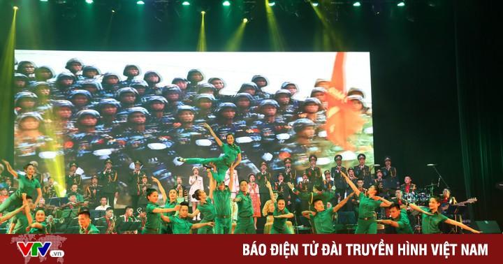Liên hoan Tiếng hát Đường 9 Xanh 2019: Tri ân các anh hùng liệt sĩ