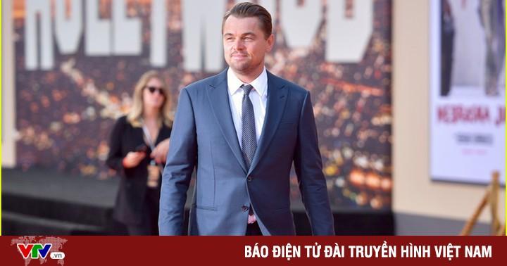 Leonardo DiCaprio: ''Tôi cảm thấy mình may mắn''