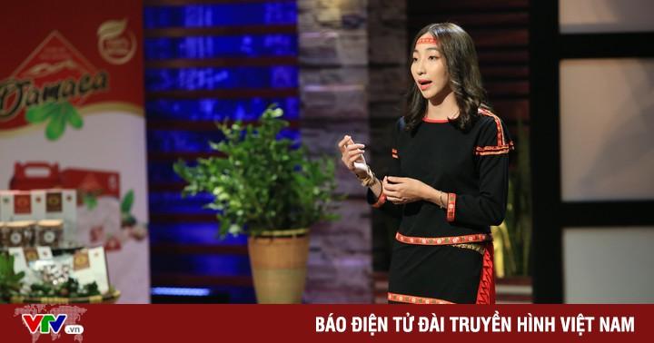 Shark Tank Việt Nam: CEO 9x đến từ Đăk Lăk gọi thành công 5 tỷ đồng