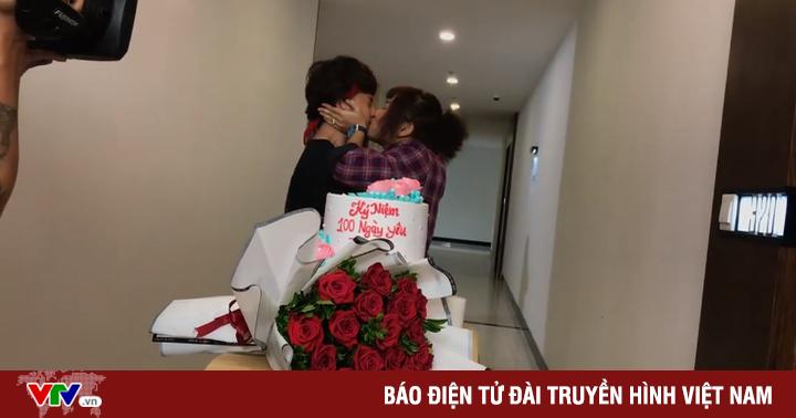 Về nhà đi con ngoại truyện: Dương bị cưỡng hôn chỉ 2 giây nhưng phải diễn tới 8 lần, đoàn làm phim lại chỉ lo hỏng bánh gato