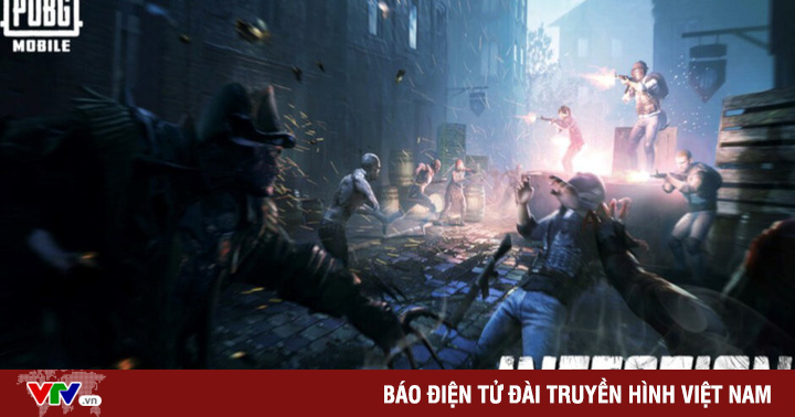 PUBG Mobile thêm chế độ mới: Người chơi hóa thành zombie
