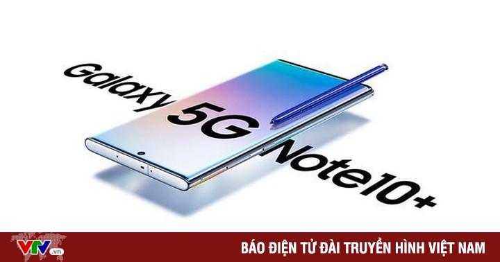 Quá tự tin vào 5G, Samsung đẩy mình ''thế khó'' với Galaxy Note10