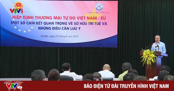 Nâng cao năng lực thi hành sở hữu trí tuệ tại Việt Nam