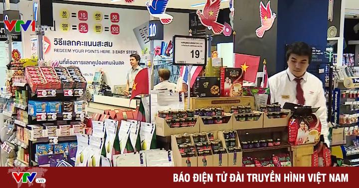 Thực phẩm Việt ngày càng được ưa chuộng tại Thái Lan