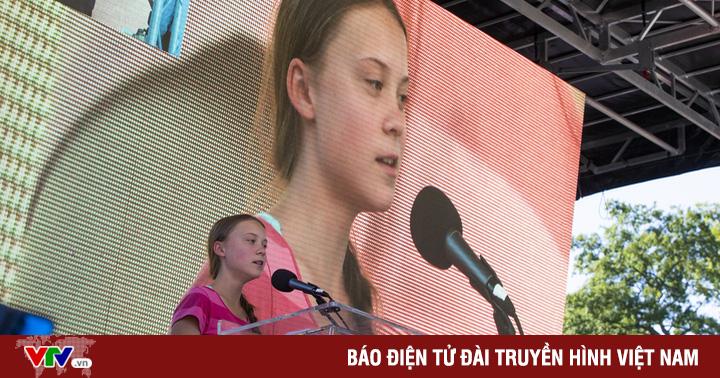 Thông điệp chống biến đổi khí hậu trong Ngày Quốc tế Hòa bình 21/9