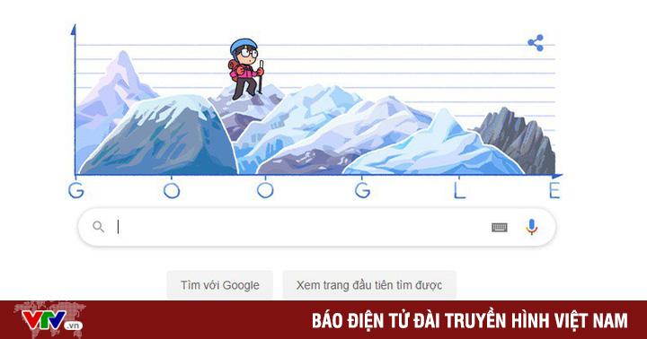 Google kỷ niệm 80 năm ngày sinh của người phụ nữ đầu tiên chinh phục đỉnh Everest