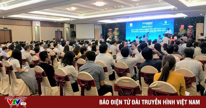 Khai mạc Techfest vùng Đông Nam bộ 2019