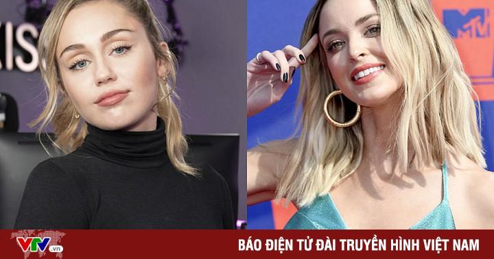 Vừa ly thân, Miley Cyrus đã về chung nhà với tình mới