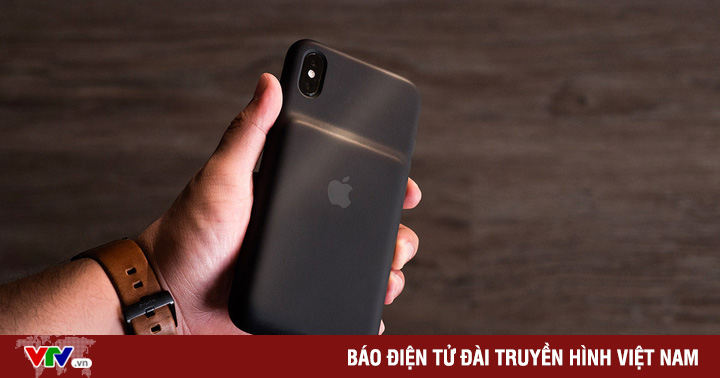Apple thay miễn phí ốp lưng kiêm sạc dự phòng cho iPhone bị lỗi