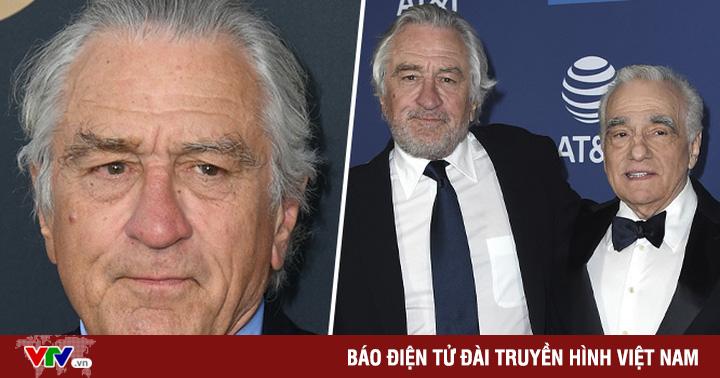 Robert De Niro không thể tưởng tượng cuộc sống không có Martin Scorsese