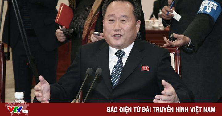 Triều Tiên có Ngoại trưởng mới