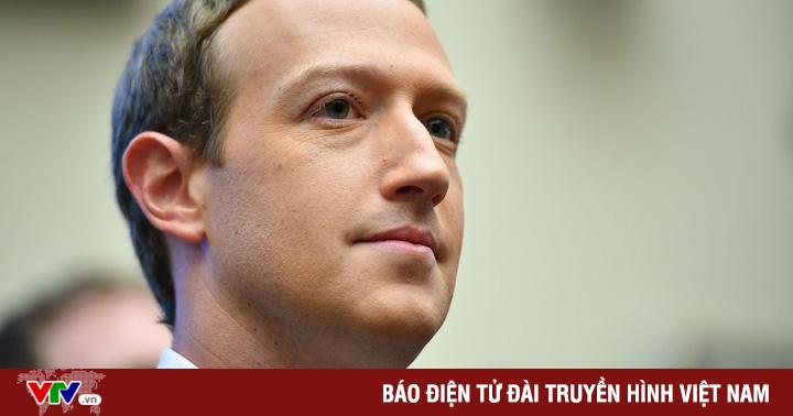 Mark Zuckerberg mất liền 5 tỷ USD vì Facebook làm ăn kém ấn tượng