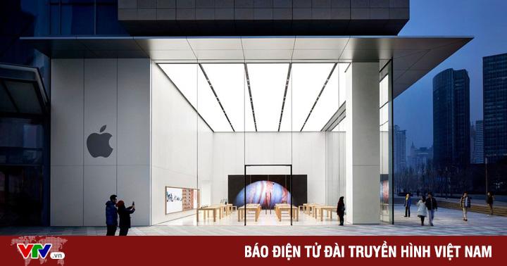 Apple đóng cửa hàng loạt Apple Store tại Trung Quốc