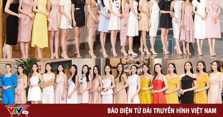 Top 35 Hoa hậu Việt Nam 2020 bước vào hành trình đầu tiên – Người đẹp Nhân ái