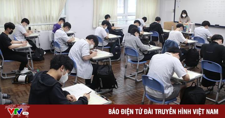 Hàn Quốc lên phương án phòng dịch cho kỳ thi đại học
