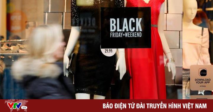 Black Friday ảm đạm tại các nước Âu - Mỹ