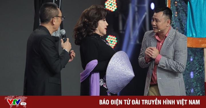 Dàn nghệ sĩ ''Ký ức vui vẻ'' vỡ òa khi gặp NSND Lệ Thủy